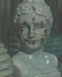 Gedanken Statue