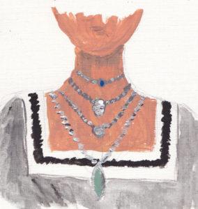 Energiebild Halskette