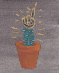 Mudras Kaktus
