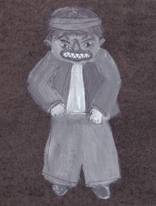 Grau Wut