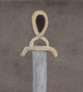 Schwert Griff